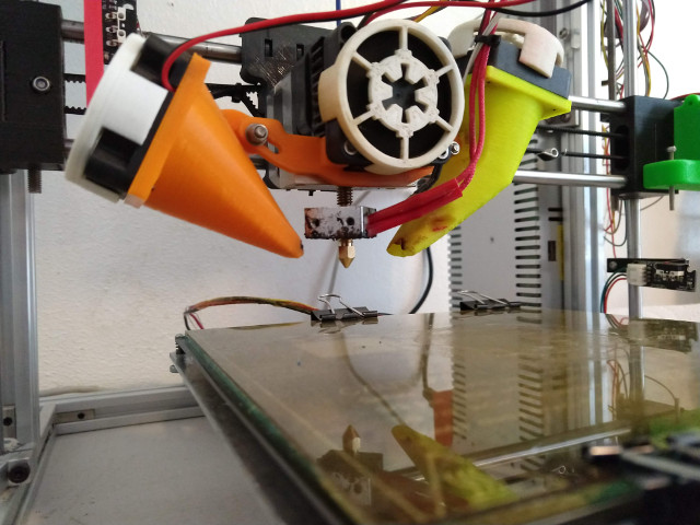 Picture of 3D Printer
